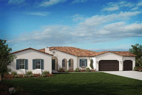 the trails at mockingbird community riverside ca kb home residence 4011 new home floor plan in the trails at