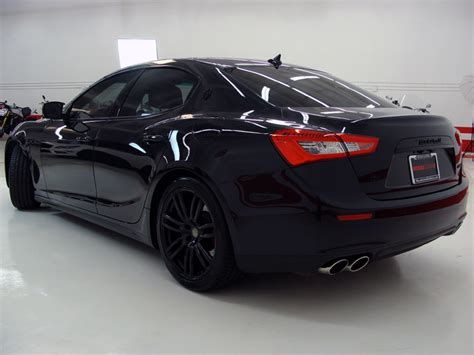 maserati q4 msrp 2015 maserati ghibli s q4 custom 93k msrp carbon package