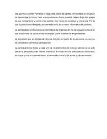 My Contribution To My School Essay by S 237 Ntesis De La Lectura La Profesi 243 N Docente Y La Comunidad Escolar
