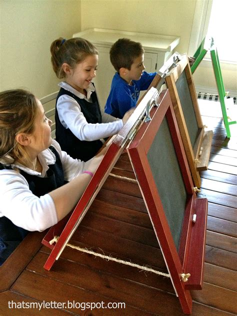 ana white tabletop chalkboard easel diy projects