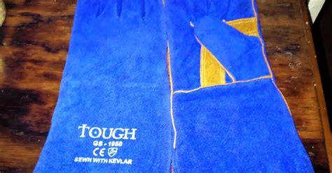 Jual Sarung Tangan Kulit Burung sarung tangan kulit safety jual alat safety