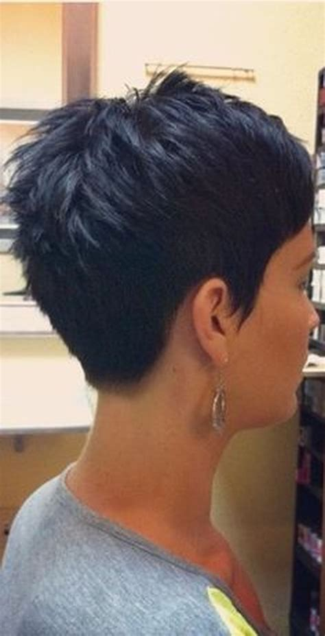 back of pixie hairstyle photos stylist back view short pixie haircut hairstyle ideas 49