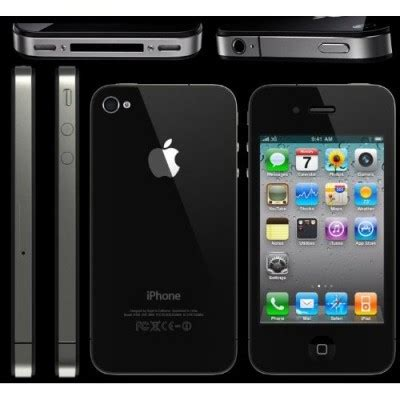 apple iphone 5 16gb cell phone black on at t used in like