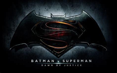 wallpaper logo batman vs superman batman v superman dawn of justice wallpapers hd
