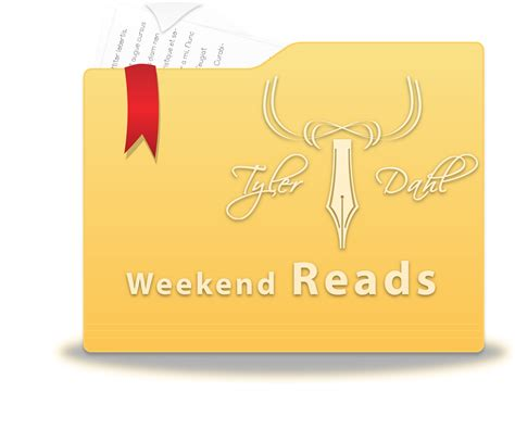 Weekend Reads This Weeks Best Of The Web by Dahl Weekend Reads 3 24 12