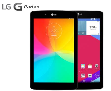 Tablet Lg lg tablets discover the range of lg g pad android tablets