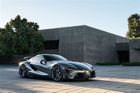 toyota mccall graphite toyota ft 1 supercar for superheroes toyota