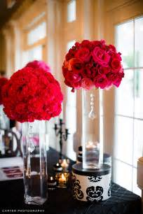 Red Flower Centerpieces - red flower arrangements amp bouquets on pinterest red rose