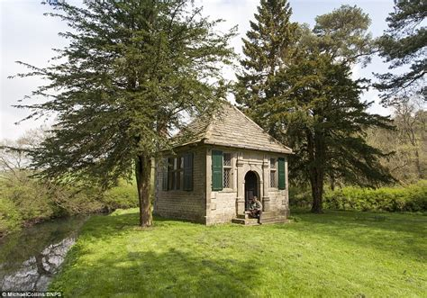 Cottages With Fishing by Temple Built To Honour Fly Fishing Inventor Izaak