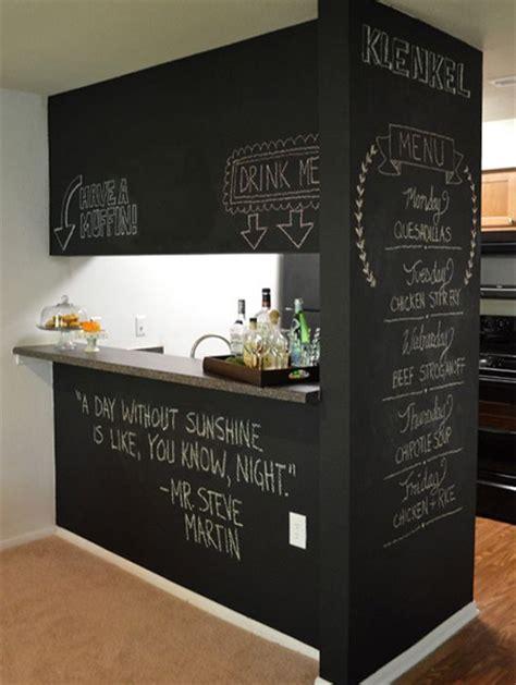 chalkboard paint co za home dzine craft ideas rust oleum chalkboard wall ideas