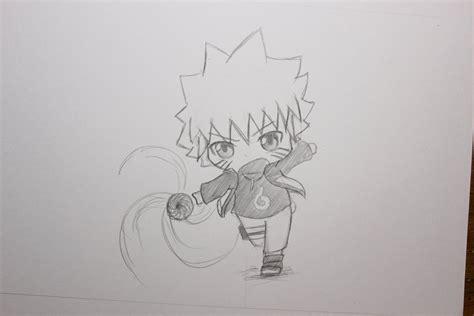 Tempat Pensil Pencil Anime Shippuden Uzumaki drawing chibi 4 shippuden by okuta129 on