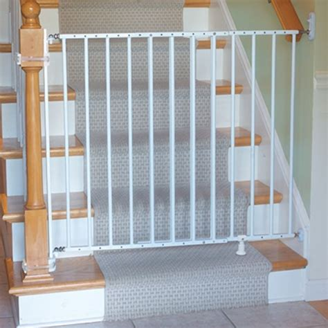 expired sure and secure baby gate with banister kit 34