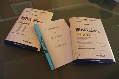 ufficio fidi sottoscritta convenzione tra cooperfidi e etica