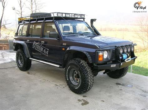 1000 images about nissan patrol safari y60 on