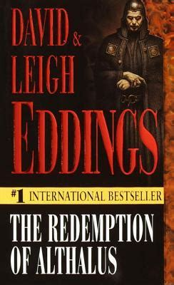 0002261847 the redemption of althalus the redemption of althalus by david eddings reviews