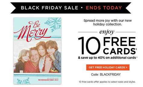 Shutterfly Gift Card Codes - shutterfly black friday coupon codes 10 free cards free calendar