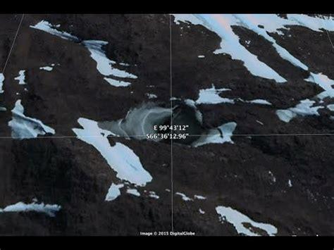 new swabia antarctica nazi underground base found on google earth in