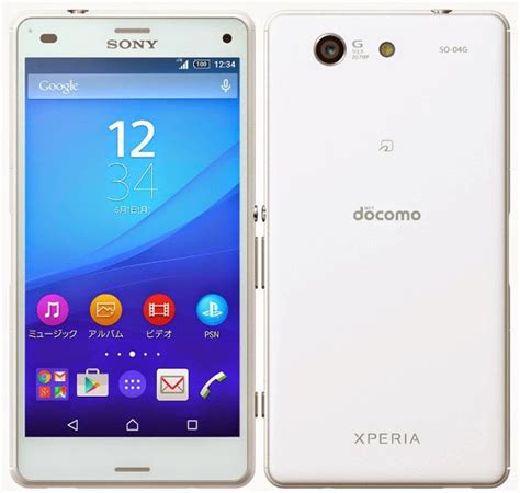 sony xperia a4 is official in japan a z4 compact in disguise gsmarena news