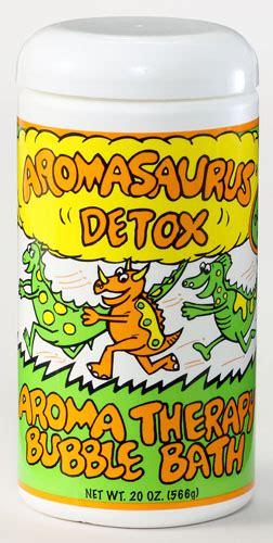 Lemongrass Detox Bath by Abra Therapeutics Aromasaurus Detox Grapefruit
