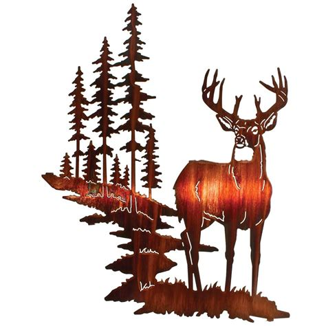 Primitive Home Decor by Deer Art Pictures Clipart Best