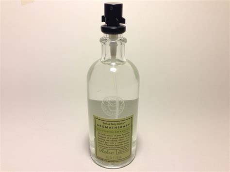 Bath And Works Pillow Mist by Eucalyptus Spearmint Aromatherapy Soothing Pillow Mist
