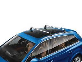 Audi Base Carrier Bars Audi Q7 Base Carrier Bars Ensure High Made 4m0071151