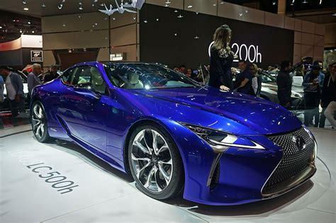 lexus sc400 blue lexus structural blue raises the bar on car s exterior