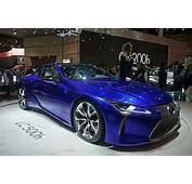 Lexus Structural Blue Raises The Bar On Cars Exterior