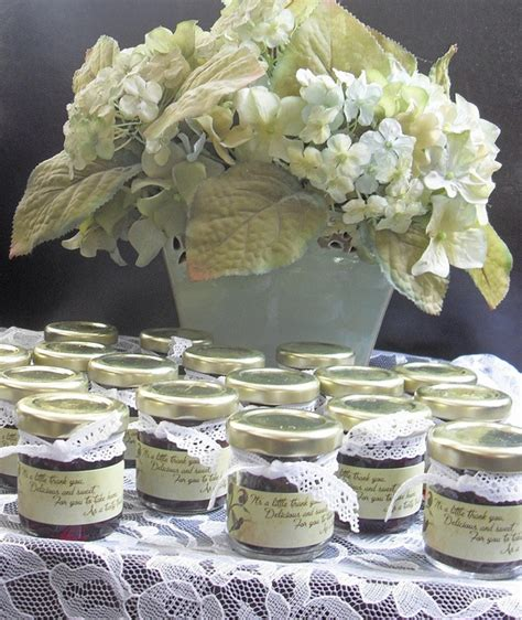 hydrangea wedding theme wedding favors barn weddings