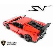 Lamborghini Murcielago LP670 4 SV από Lego  Autobloggr