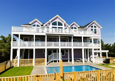 Wish Upon A Star I Vacation Rental Twiddy Company Cheap Outer Banks House Rentals