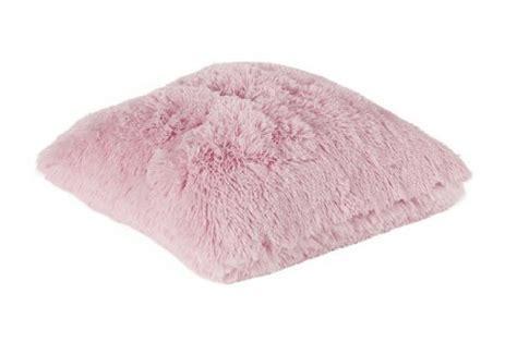 sofakissen flauschig indoor zottel kissen quot bodrum light pink quot kopfkissen