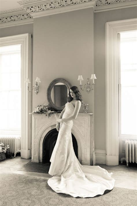 Old Hollywood Glam Styled Shoot