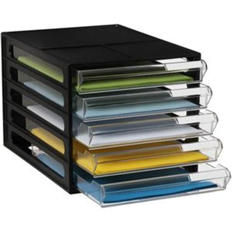 printable clear sticker paper officeworks j burrows desktop file storage organiser 5 drawer black