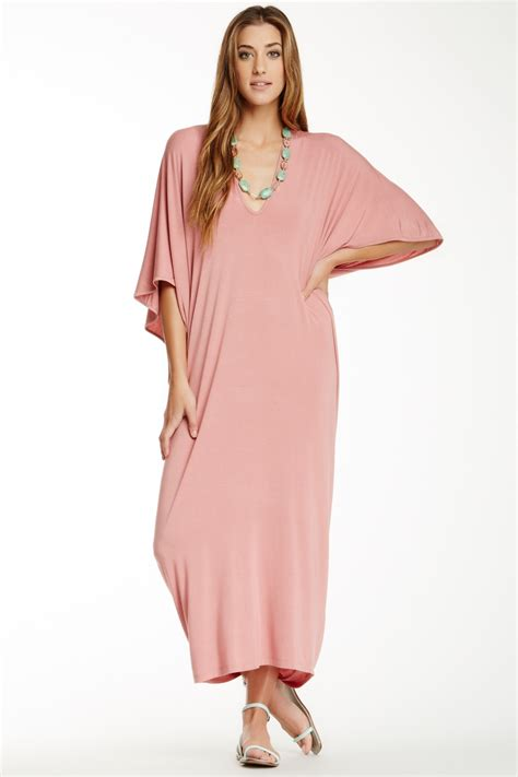 Nordstrom Rack Boca by Riller Fount Boca Kaftan Maxi Dress Nordstrom Rack