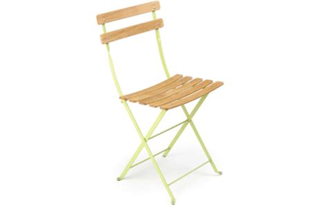 Fermob Bistro Chair by Bistro Folding Chair Naturel By Fermob Stylepark