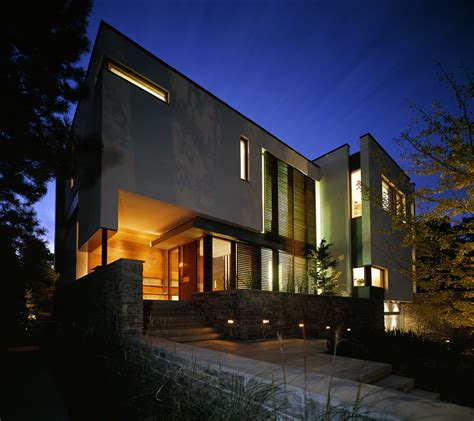 modern houses contemporary home with a really modern interior digsdigs