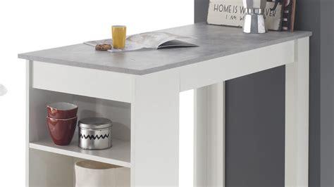 betonoptik regal bartisch mojito moyito wei 223 betonoptik inkl regal