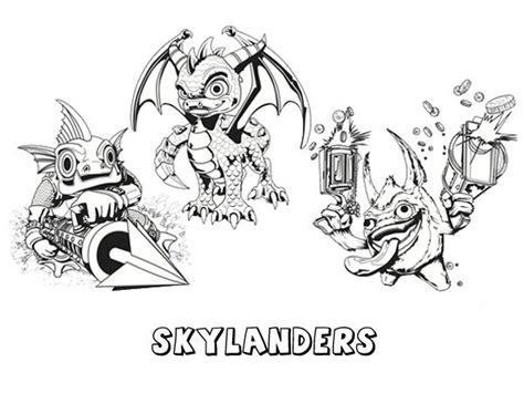 dibujos realistas videojuegos imprimir skylanders spyro 180 s adventure dibujos de