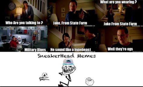 Sneaker Head Memes - sneakerhead memes