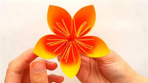 Difficult Origami Flowers - yapm cicek sor茵usuna uy茵un 蝓ekilleri pulsuz y 252 kle bedava