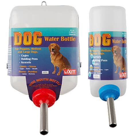 puppy bottle lixit faucet waterer by lixit at petworldshop