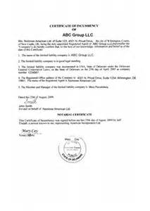 certificate of incumbency template 19 certificate of incumbency template united kingdom