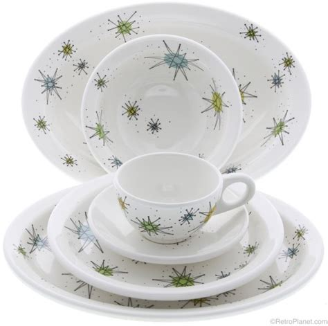 atomic home decor 1950s style atomic dinnerware 1950s style 1950s and