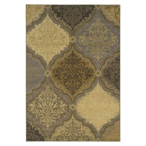 Target Gray Rug by Royal Area Rug Gold Gray Target