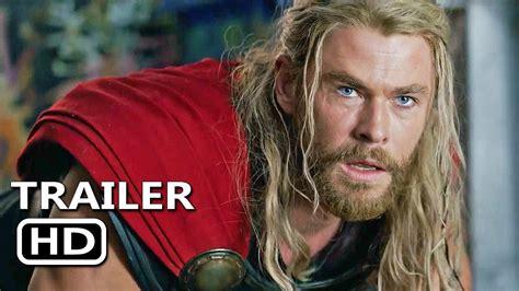 thor movie youtube trailer thor 3 ragnarok new official trailer 2017 marvel