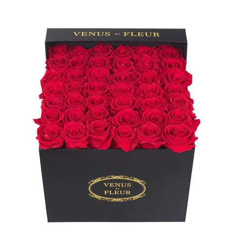 roses that last forever the collection venus et fleur
