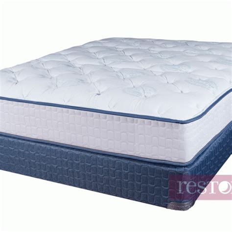 Restonic King Size Mattress by Restonic 174 Kaitlyn Plush King Mattress Set