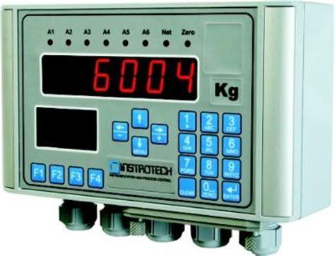 Series Dsgt 118 C0s Digital Indicating Transmitter weighing indicators instrotech australia