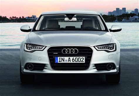 audi a6 headlights 2012 audi a6 led headlight details nordschleife autoblahg